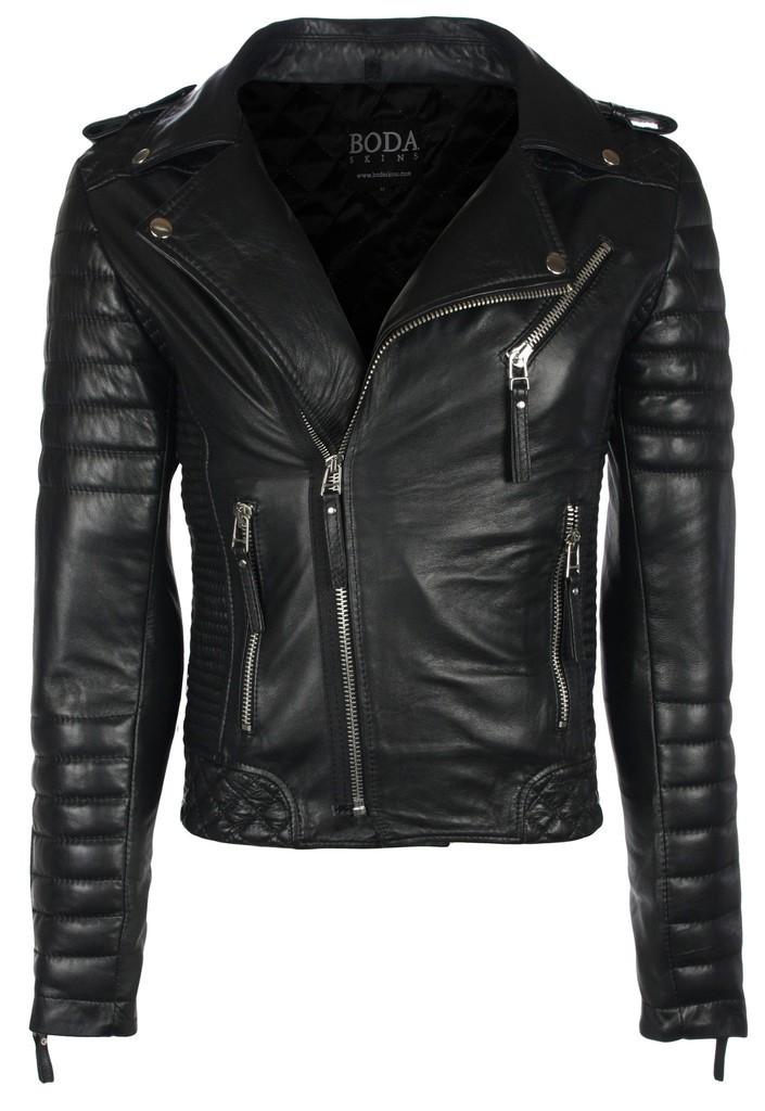 10 Hot Leather Biker Jackets For Men The Fashion Supernova
