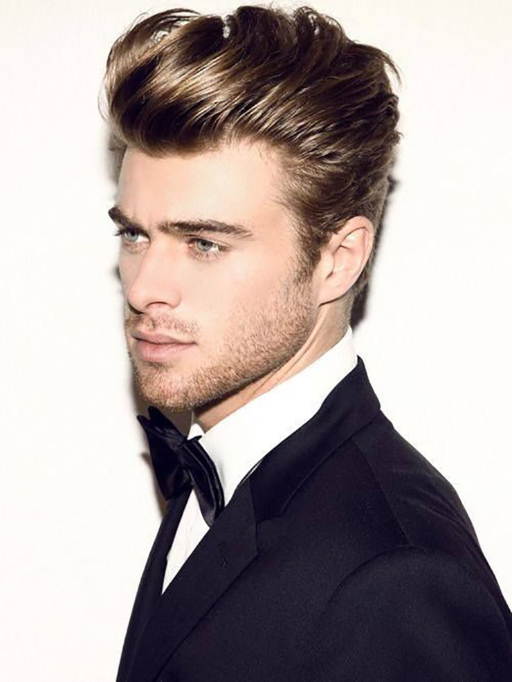 Wondrous 5 Cool Men39S Hairstyles For Summer 2014 The Fashion Supernova Short Hairstyles Gunalazisus