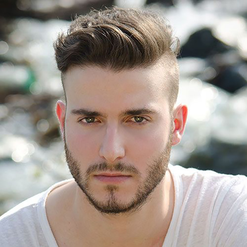 5 Cool Men\'s Hairstyles for Summer 2014 | The Fashion Supernova