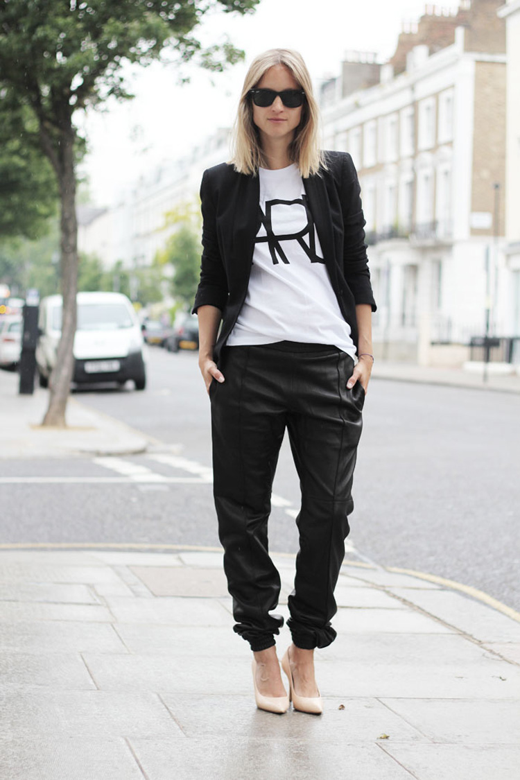 baggy-leather-pant