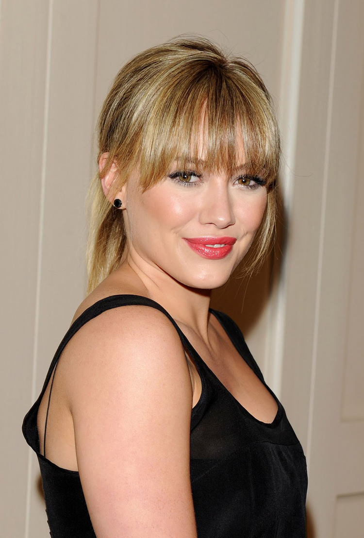 bangs-hilary-duff