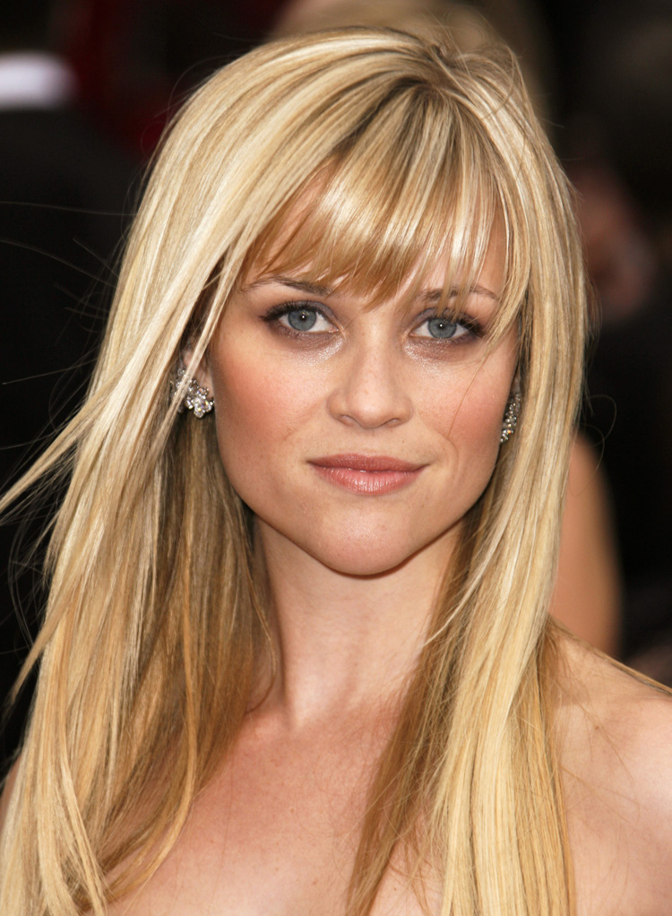 Long Bangs: Hairstyles Featuring Long Bangs - LiveAbout