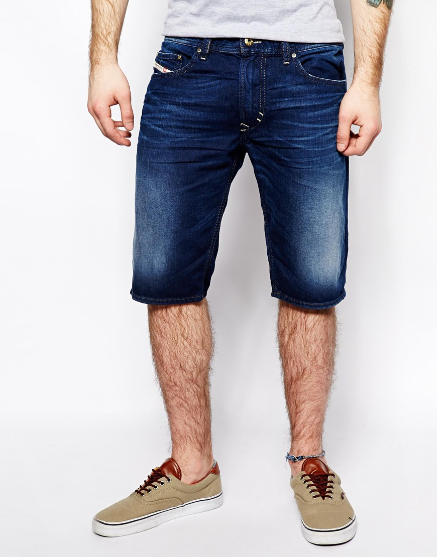 10 Stylish Summer Cut Off Denim Shorts For Men  1fe4c2c6df6e0