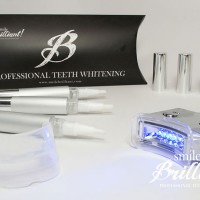Smile Brilliant LED Teeth Whitening System Review