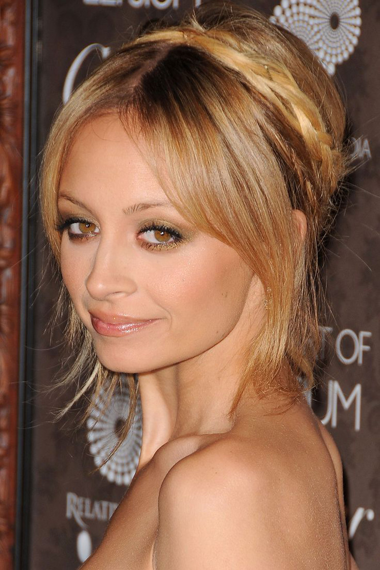 nicole-richie-braided-hairstyle