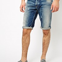 10 Stylish Summer Cut Off Denim Shorts For Men