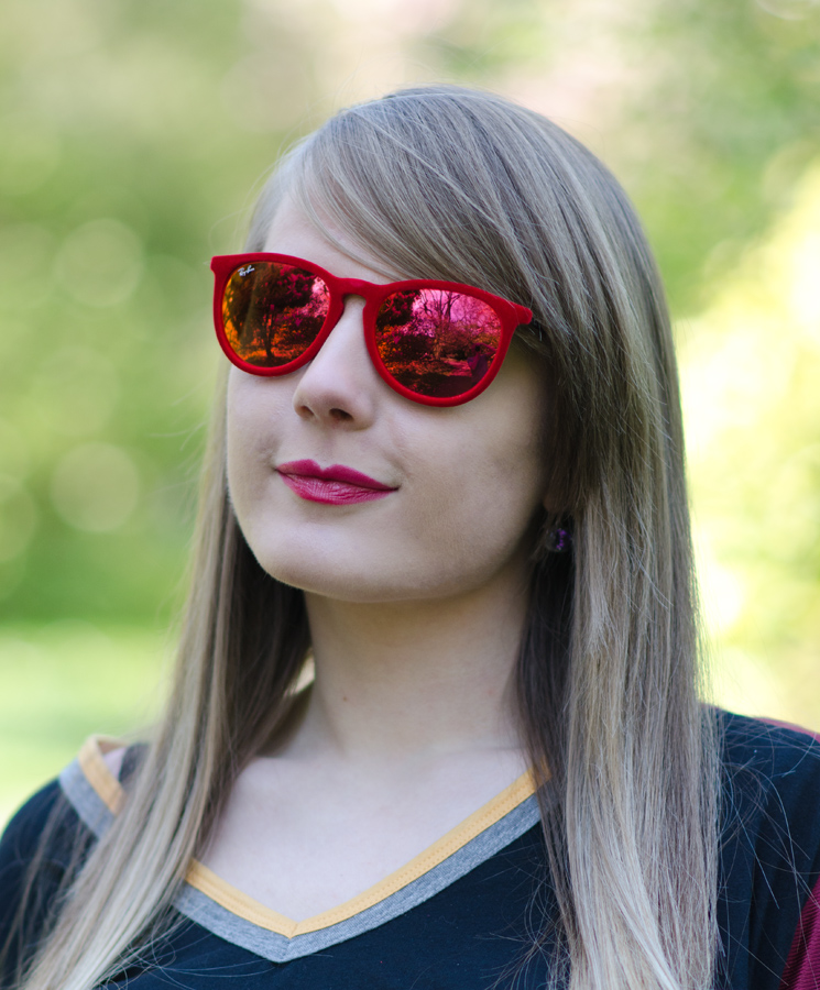 The New Ray Ban Erika Sunglasses Collection The Fashion