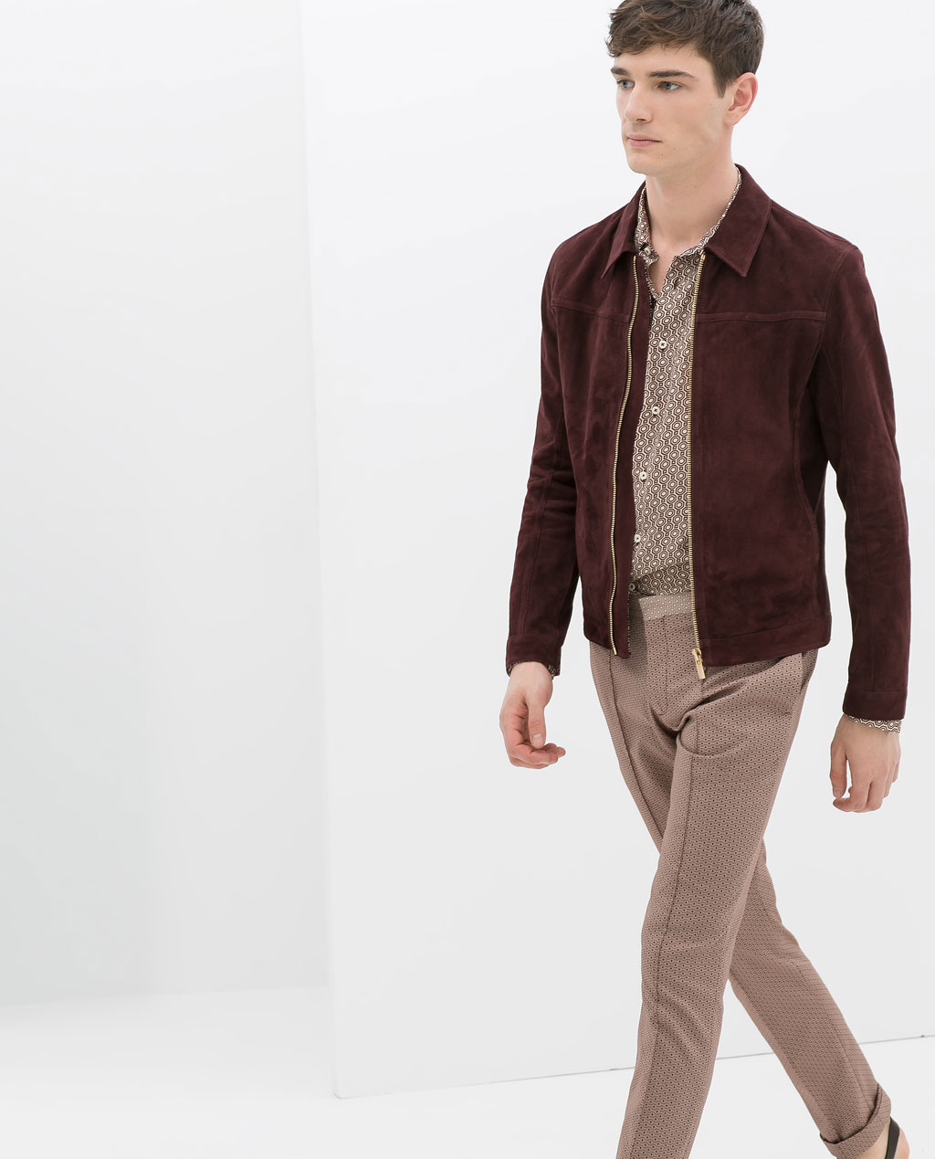 10 Summer Jackets For Men From Zara | The Fashion Supernova