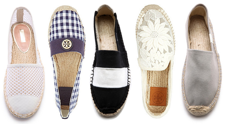 ba640703649 10 Of The Hottest Espadrilles For Summer