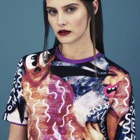 House of Holland x Hattie Stewart Pre Fall 2014