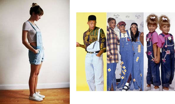 Mens Jean Overall