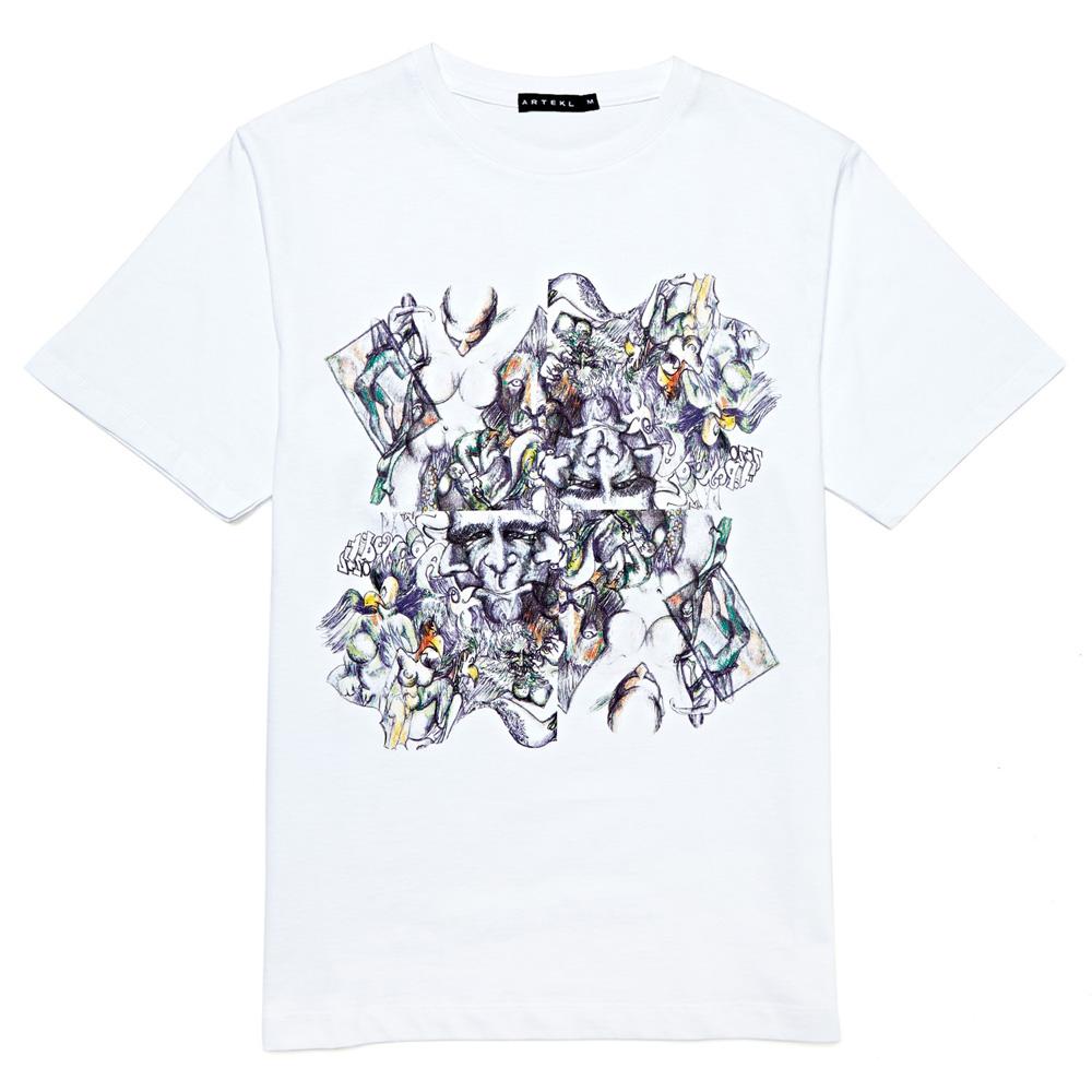 Artekl-Black-Humorist-Printed-T-shirt