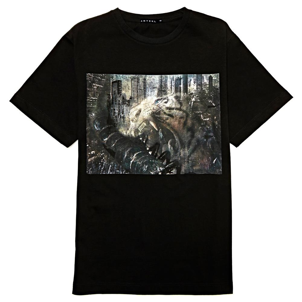 Artekl-Clash-of-Predators-Printed-T-shirt