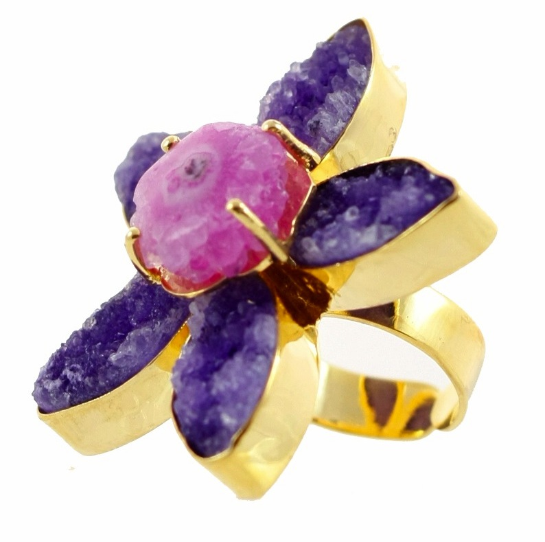Lotus Agate-Ring-1