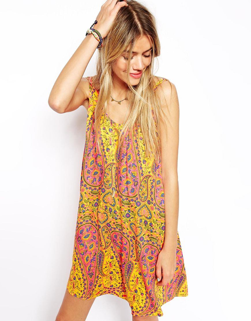 asos-paisley-swing-dress