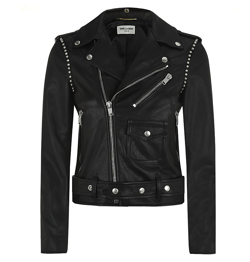 saint-laurent-studded-leather-biker-jacket