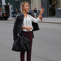 Julianne Hough Looks Chic in Metaphor From Sears