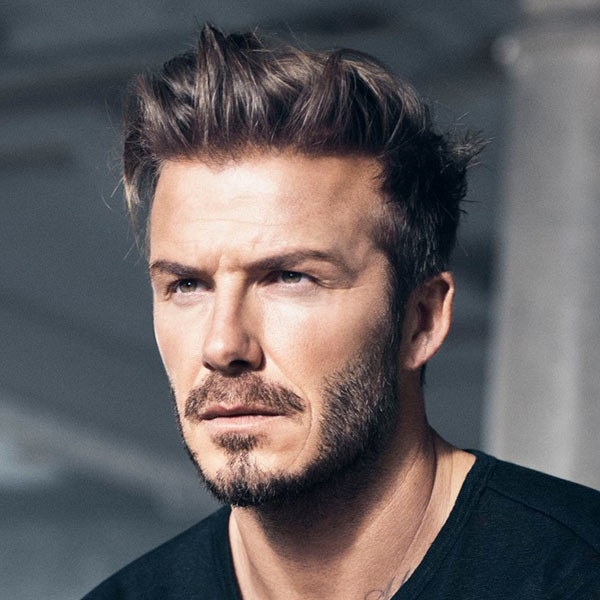 Popular Medium Length Hairstyles For Men The Fashion Supernova - Latest hairstyle of beckham