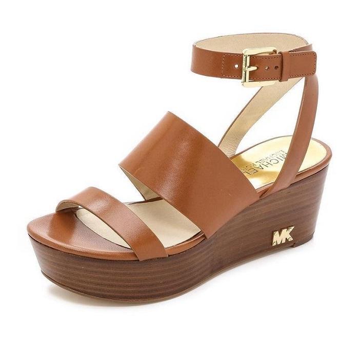 Michael Kors  - Poesy Flatform Sandals