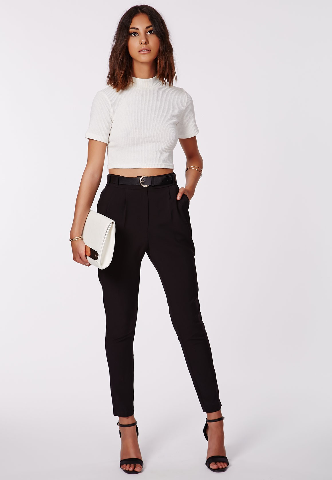 high-waist-black-trousers