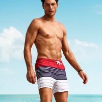 8 Retro Swim Trunks For Men