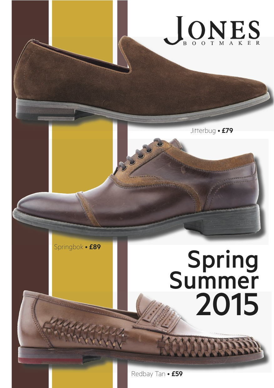 JONES BOOTMAKER SS15 LOOK BOOK11