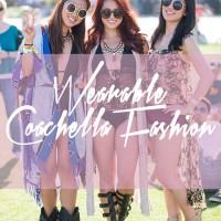 Ways To Wear Coachella Style Fashion Everyday