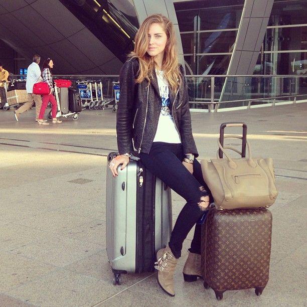 chiara-ferragni-airport