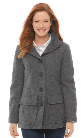beands boiled wool jacket