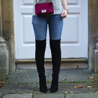 10 Over The Knee Boots Styles For Winter