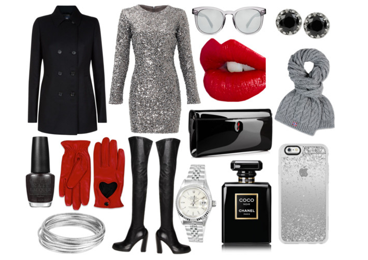 what to wear to a benefit holiday party