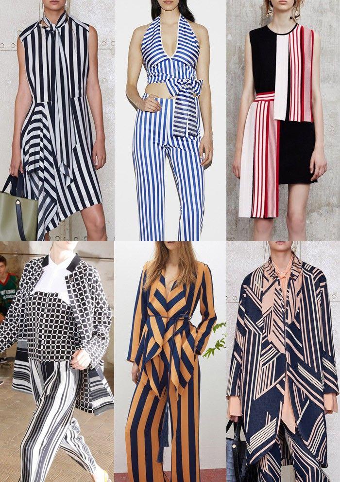 bold stripes fashion