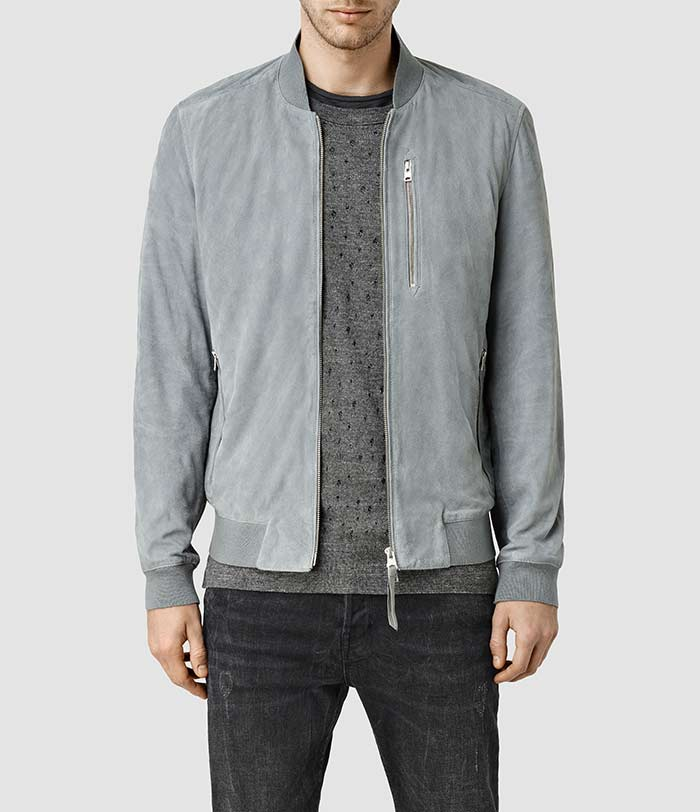 all-saints-Kemble-Suede-Bomber-blue