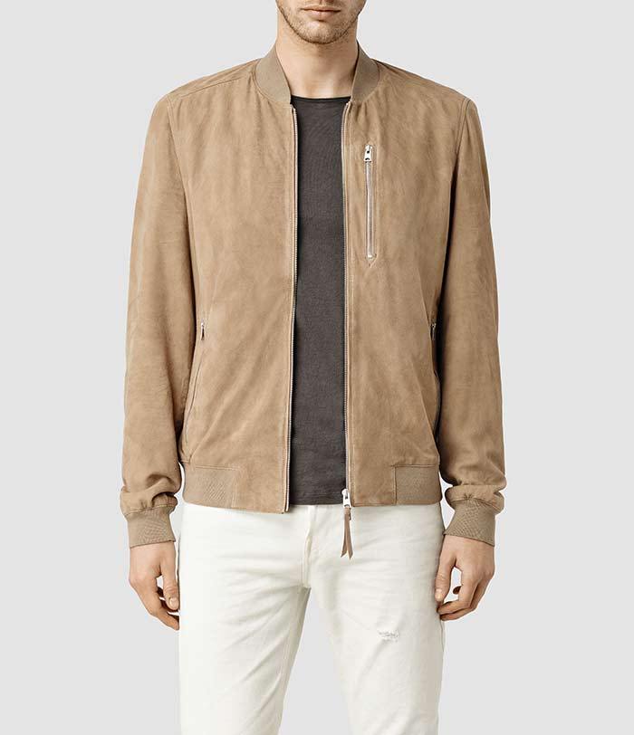 all-saints-Kemble-Suede-Bomber-brown