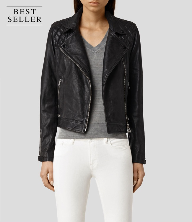 all saints controy leather jacket