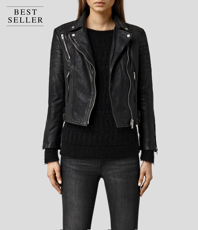 all saints papin leather jacket