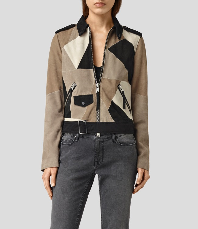 all saints turner biker jacket