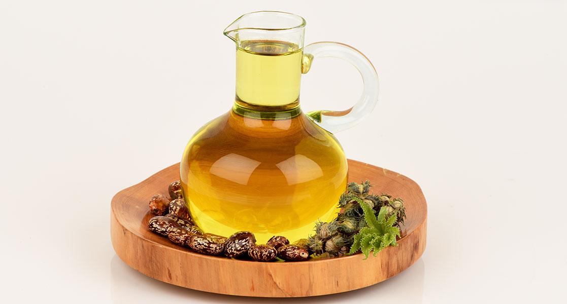 3. Use Castor Oil