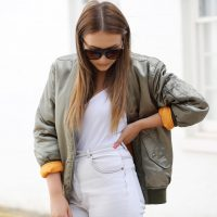 5 Ways To Style A Bomber Jacket
