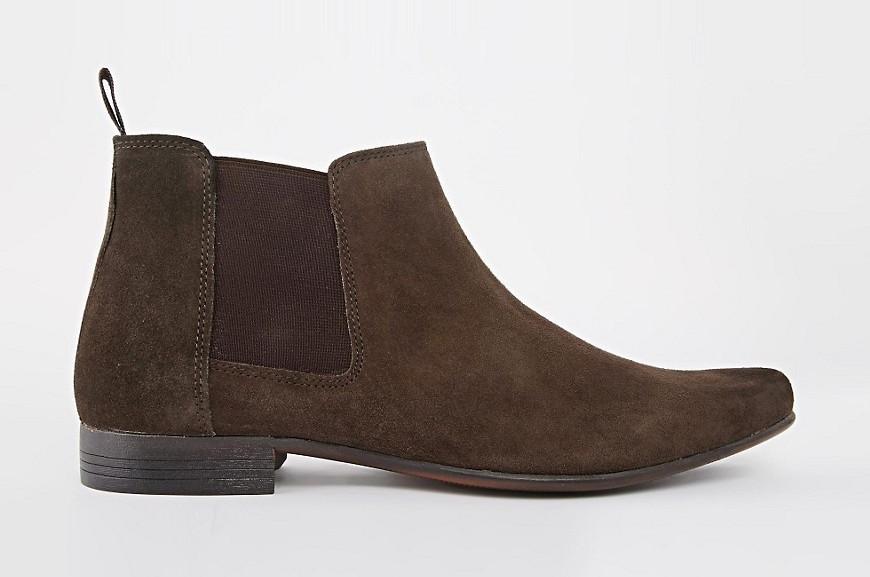 asos chelsea suede boots