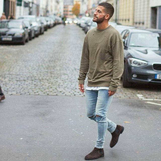 Men S Street Style Staples The Fashion Supernova