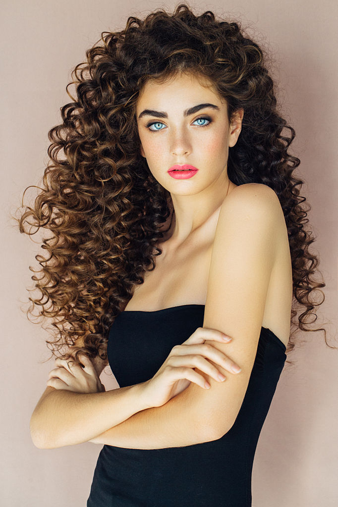 Amazing Curly Hairstyles trendy styles